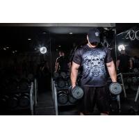 """Yep Sport Style """"Sport Infection"""" vyriški marškinėliai trumpom rankovėm"""