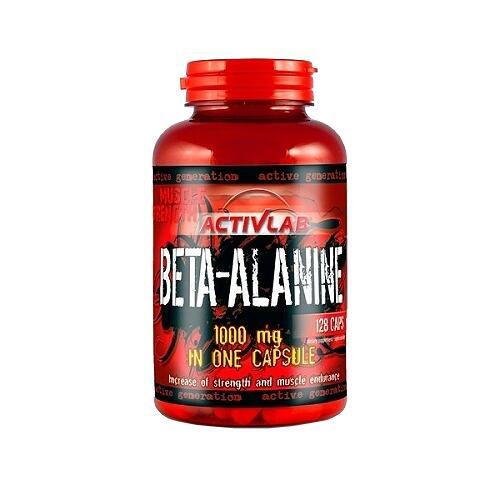 Activlab Beta Alanine 1000 128 kaps.