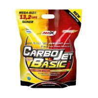 Amix CarboJet Basic 6000 g (120 porcijų!)