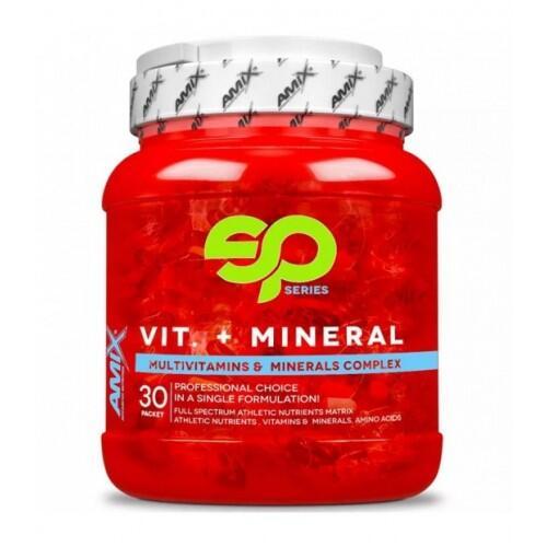 Amix Vit & Mineral Super Pack 30 pak.