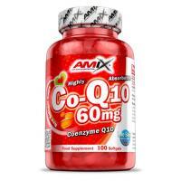 Amix Coenzym Q10 (kofermentas Q10) 60mg 100 kaps.