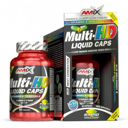 Amix Multi-HD Liquid caps 60 kaps.