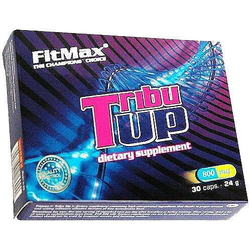 Fitmax Tribu UP (30 kaps.)