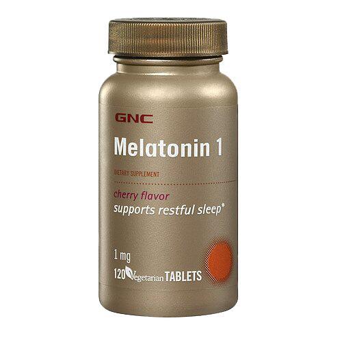 GNC Melatonin 1mg 120 tabl.