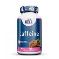 Haya Labs Caffeine (kofeinas) 100 kaps.