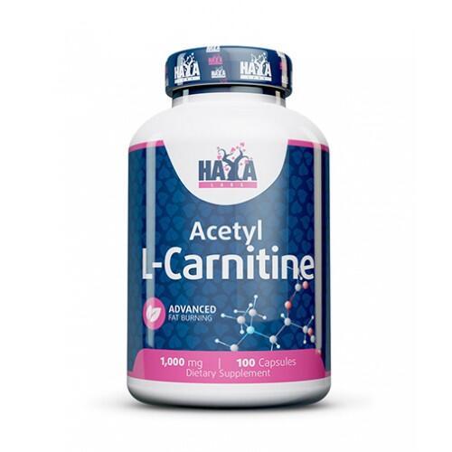 Haya Labs Acetyl-L-Carnitine 100 kaps.