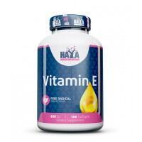 Haya Labs Vitaminas E 100 kaps.