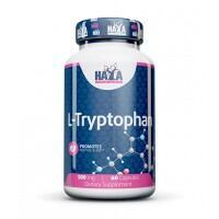 Haya Labs L-Tryptophan (L-triptofanas) 60 kaps.