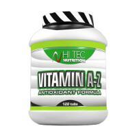 Hi Tec Vitamin A-Z Antioxidant Formula 120 tab.