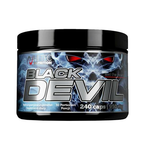 Hi Tec Black Devil 240 kaps.