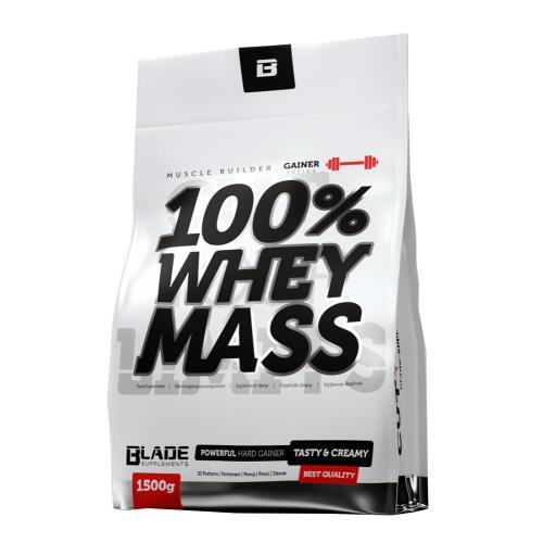 Blade Supplements (Hi Tec Nutrition) 100% Whey Mass 3000g