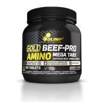 Olimp GOLD BEEF PRO Amino Mega Tabs 300 tabl.