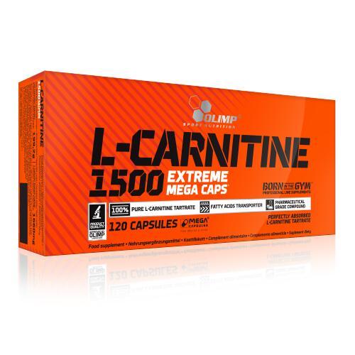 Olimp L-carnitine 1500 Extreme Mega Caps 30 kaps.