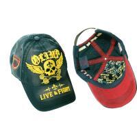 Live and Fight Sinner navy kepurėlė