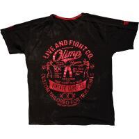 Live and Fight True Rebels marškinėliai