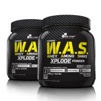 Olimp W.A.S. Whey Amino Shake Xplode Powder® 360 g