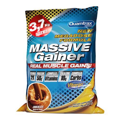Quamtrax Massive Gainer 3,7 kg