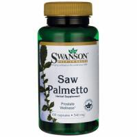 Swanson Saw Palmetto (Gulsčioji serenoja) 540 mg 100 kaps.