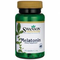 Swanson Melatoninas 120 kaps.