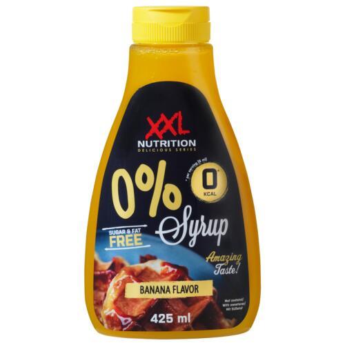 XXL Nutrition sirupai 425ml