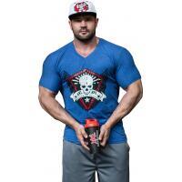 XXL Nutrition marškinėliai Skull Bigger is Better