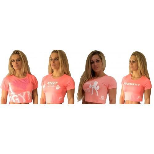 XXL Nutrition Moteriški marškinėliai