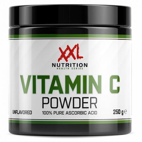 XXL Nutrition Vitamin C Powder 250g