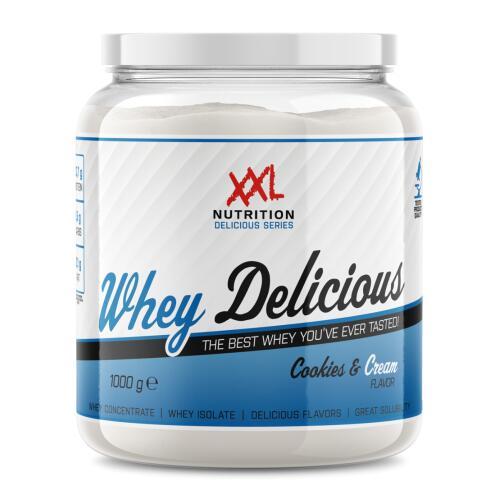 XXL Nutrition Whey Delicious 2500 g